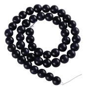 """AAA Natural Blue Sand Gemstone Loose Round Beads 6mm Spacer Beads For Jewellery Making 15.5"""" (1 strand) 6GSC-6P"""