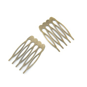180pcs Jewellery Making Charms Jewellery Charme Antique Bronze Tone Fashion Finding for Necklace Bracelet Pendant Crafting Earrings M4SH0 Hair Comb