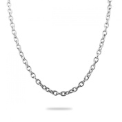 VALYRIA 2m Stainless Steel Links-Opened Cable Chain Necklace Making Jewellery Findings 8mmx6mm
