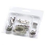 085-03-3328 46 Piece Picture Hanger Kit