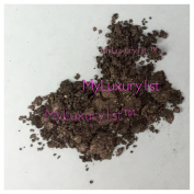 Brown Shimmer Tinted Purplish Pink Powder 1g Sample for Melt and Pour Soap Cosmetic Eye Lip Nail Art Making Mica Pigment 1 Gramme
