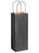 Premium Kraft Gift Wrap Bags in Beautiful Colours, MADE IN USA