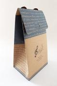 FunMusicOnline Music Themed DIY Paper Gift Box