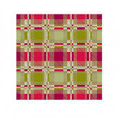 International Greetings Jumbo Roll Wrapping Paper, Gladly Plaidly