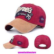 Men Women Adjustable Baseball Cap Outdoor Sport Casual Snapback Sun Hip-hop Hats
