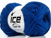 Mojito Blue - Worsted Cotton Acrylic Blend Yarn 50gram