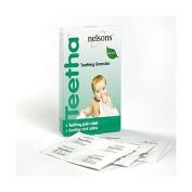 (12 PACK) - Nelsons Teetha Teething Granules   24s   12 PACK - SUPER SAVER - SAVE MONEY