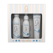 O8 Oeight - Premium Gift Pack Box for Baby's Mom : Baby Shampoo/baby Lotion/nappy Rash Cream Set