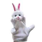 Sandistore Baby Child Zoo Farm Animal Hand Glove Puppet Finger Sack Plush Toy
