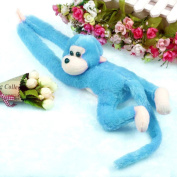 Sunward Cute Soft Screech Hang Plush Monkey Gibbons Toy Dolls Birthday Xmas Gift