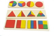 shapes board traditional wooden toys