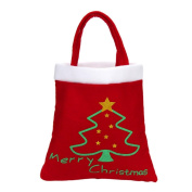OVERMAL Christmas gift Candy Bag