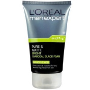 New L'oreal Pure and Matt Charles Cole Black 100ml. Foam