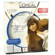 New L'oreal X-tenso Straightener Cream /Straightening hair For : Sensitised Hair