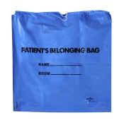 Drawstring Patient Belonging Bags by Medline
