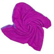 Super Nova Adult Bamboo Blanket - Purple