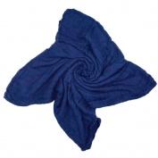 Bamboo Swaddle Blanket for Babies - Navy