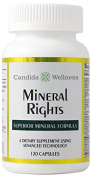 Mineral Rights (120 Capsules) Total Mineral Formula