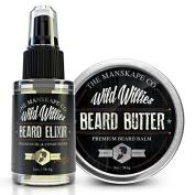 Wild Willies Beard Oil & Beard Butter Combo Package