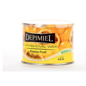 Depimiel Hair Removal Soft Wax Passion Fruit