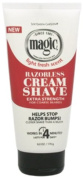 Soft Sheen Carson - Magic Razorless Shave Cream Extra Strength (180ml) 1 pcs sku# 1896544MA