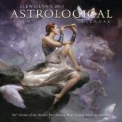 Llewellyn's 2017 Astrological Calendar