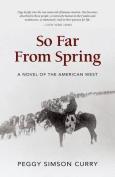 So Far from Spring (Pruett)