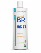 Essential Oxygen Plus Peppermint Brushing Rinse, 470ml -- 2 per case.