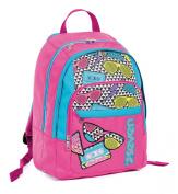 School backpack SEVEN fit - BESIDE - Rose Blue - 28 LT rucksack student bag new