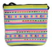 Thai Embroidery handmade Cotton Hippie Hobo Boho Crossbody Shoulder Cellphone Coin Purse Bag