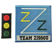 The Life Aquatic Team Zissou Embroidered Logo and Ballcap Costume Set Patch - By Patch Squad