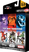 Disney Infinity 3 Toy Box Game Piece Package Takeover