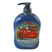 Disney Pixar Cars Kids Hand Soap, Pack of Two