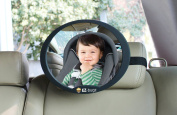 EZ-Bugz Perfect View Back Seat Baby Mirror