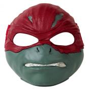 Teenage Mutant Ninja Turtles Raphael Movie Deluxe Mask Action Figure