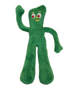 Multipet Gumby Plush Filled Dog Toy, 23cm