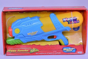 Water Gun Happy Summer 1800 with Air Pressure Pump Action Holds 1360mls of Water
