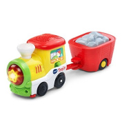VTech Go! Go! Smart Wheels - Motorised Train with Mine Waggon