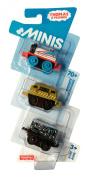 Thomas & friends 2.5cm MINIS 3 ct pack. CHL64/CHL60