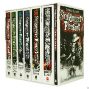 Skulduggery Pleasant 7 Book Boxed Set Skulduggery Pleasant by Derek Landy NEW EXPRESS COURIER FROM SYDNEY WITH DHL OR FEDEX