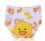 BuyHere Cute Unisex-baby Nappy,Duck