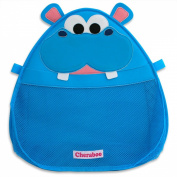 Hurley Hippo Bath Toy Storage Organiser