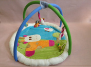 Cute Baby - New Baby Play Mat Gym Activity - Moo