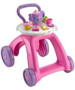 Fisher-Price Laugh And Learn Musical Tea Cart Walker.