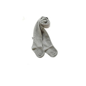 FormVan Cute Combed Cotton Tights for Baby/Children's Render Pantyhose/Dance Socks,Grey,80#