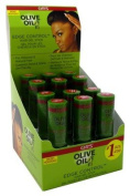 ORS Olive Oil Edge Control Gel Stick 1330ml Display 12-Count