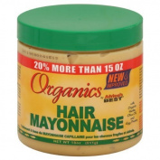 Africa's Best Organics Hair Mayonnaise, 440ml by Organic Root Stimulator