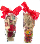 Christmas Stocking Fillers , x 2 packs one of hair accessories and one jewellery pack from the julze and Goody range full value of 50 items