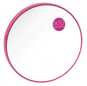 Beter Ohh - XL Mirror, 10x Magnification, with Suction Pads, 13 cm