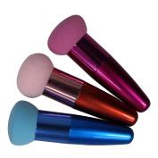 Mushroom Head Cosmetic Brushes Liquid Cream Foundation Concealer Sponge Brush